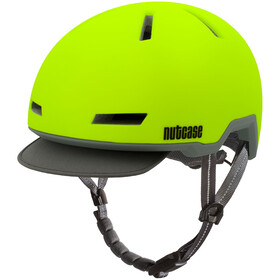 Nutcase Tracer Casque, spark yellow matte